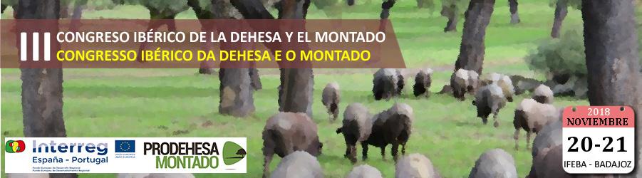 III Congreso Ibérico de la Dehesa y el Montado